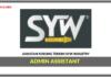 Jawatan Kosong Terkini Admin Assistant Di SYW Industry