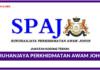 Jawatan Kosong Terkini Suruhanjaya Perkhidmatan Awam Johor (SPAJ)