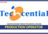 Jawatan Kosong Terkini Production Operator Di Techcential
