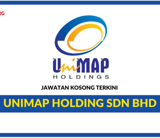 Jawatan Kosong Terkini UniMAP Holding Sdn Bhd