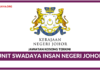 Jawatan Kosong Terkini Unit Swadaya Insan Negeri Johor