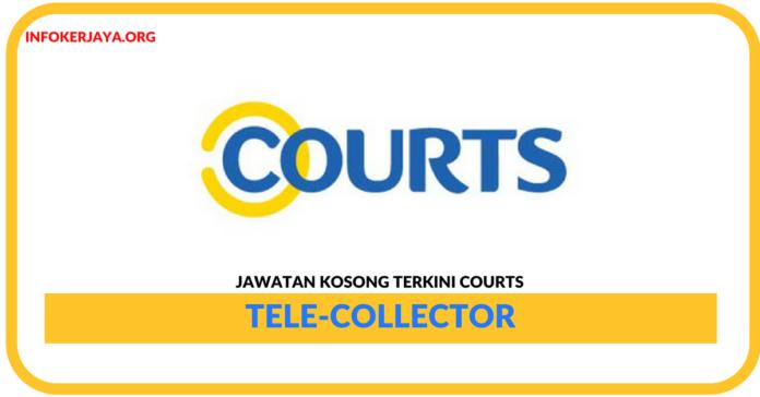 Jawatan Kosong Terkini Tele-Collector Di Courts