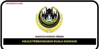 Jawatan Kosong Terkini Majlis Perbandaran Kuala Kangsar