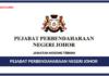 Jawatan Kosong Terkini Pejabat Perbendaharaan Negeri Johor