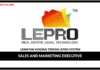 Jawatan Kosong Terkini Sales and Marketing Executive Di LePro System