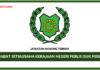 Jawatan Kosong Terkini Pejabat Setiausaha Kerajaan Negeri Perlis