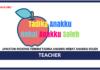 Jawatan Kosong Terkini Teacher Di Tadika Anakku Hebat Anakku Soleh